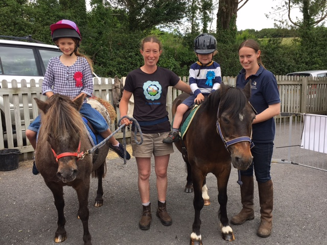 Pony Rides with Lucy Pugh and her Ponies