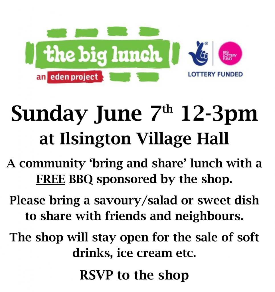 the big lunch invite